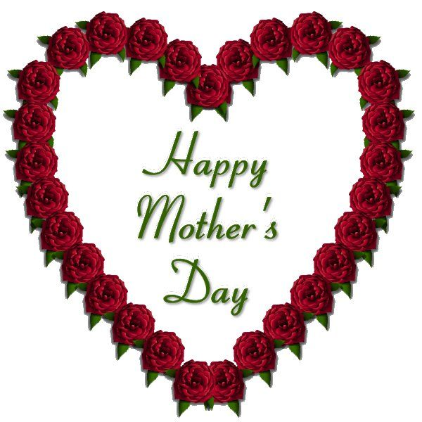Christian clip art for mother's day