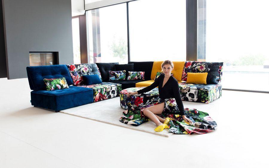 La Ligne 29 Edition Par Fama Le Modele Nous Permet De Creer La Combinaison Parfaite Pour Votre Foyer En Melangeant Canape Fama Mobilier De Salon Canape Angle
