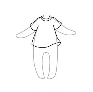 How to draw chibi clothes tutorial dessin pinterest chibi how to draw chibi clothes tutorial ccuart Gallery