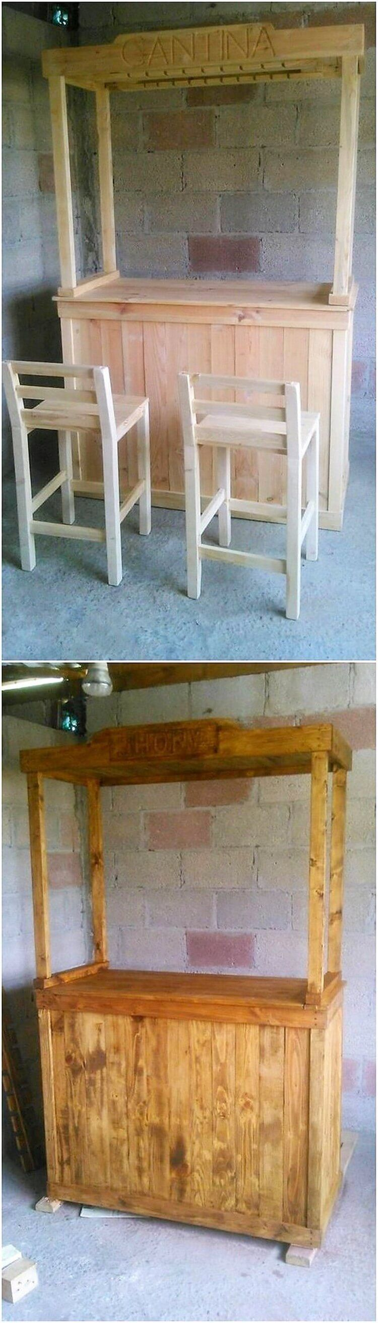 Creative Ideas to Give Wood Pallets Second Chance | Wood pallets ...