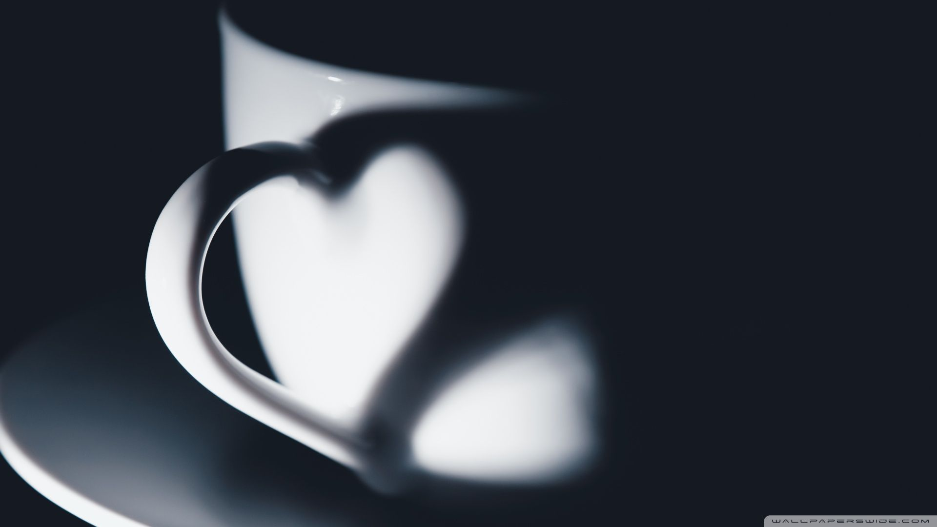 Coffee Lovers Love Hd Wallpapers: Milk And Coffee HD Desktop Wallpaper Widescreen High