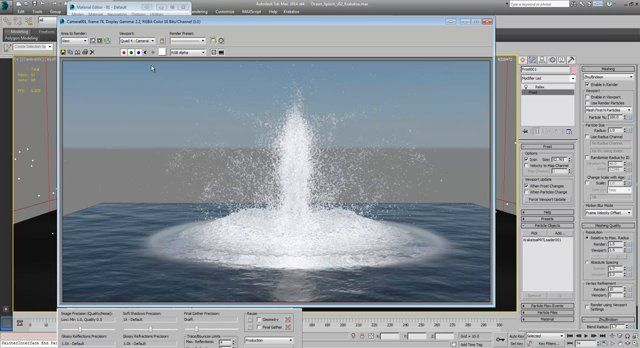 Recently I tried glu3d gpu inside 3ds max 2014 and was able