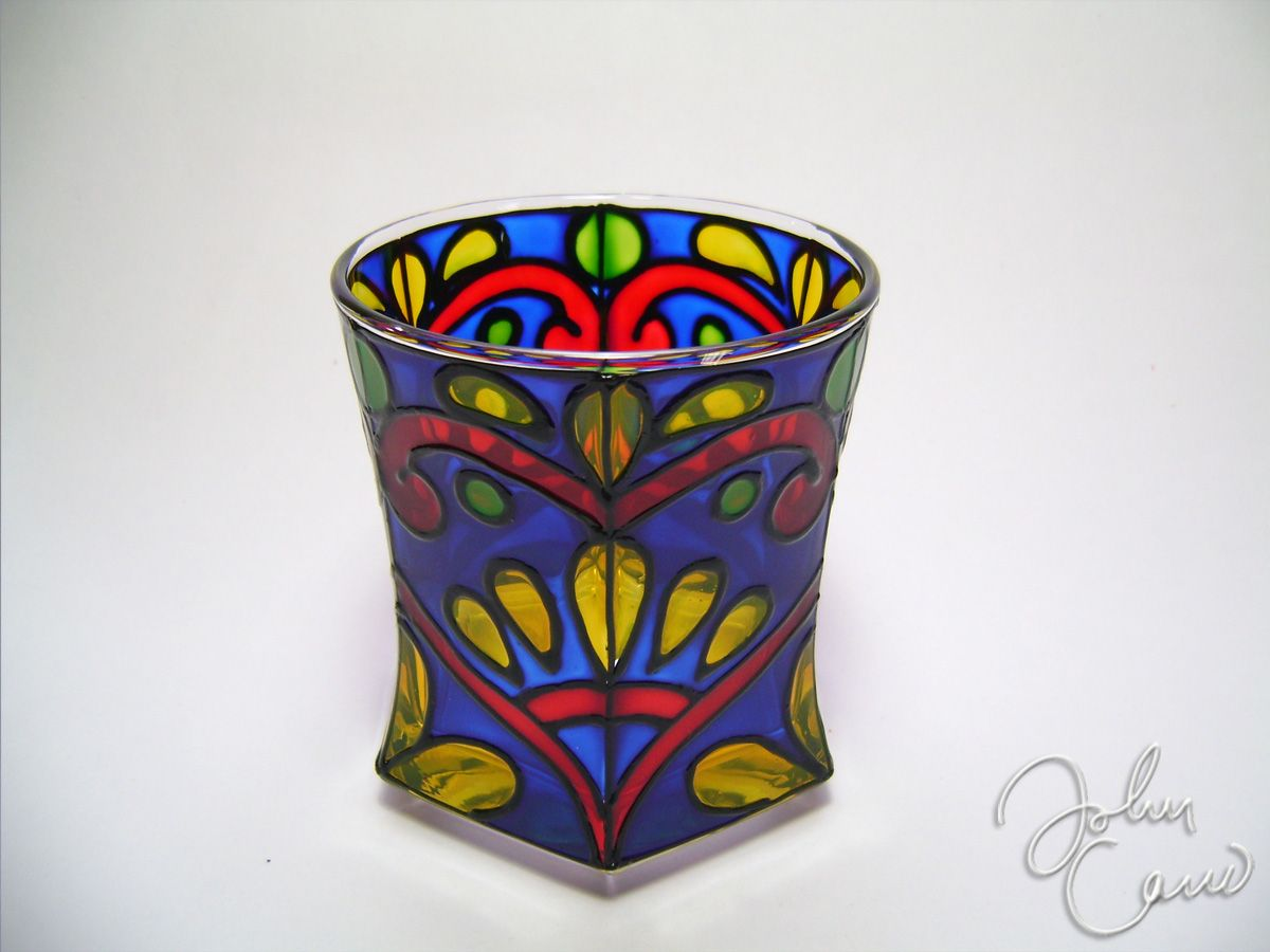 Este fanal fue creado para un buen amigo y magnifico artista cajamarquino: Joan Alfaro