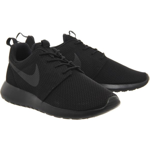 Nike Roshe Run Trainers ( 105) ❤ liked on Polyvore featuring shoes ... ff57a8be7