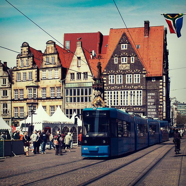 Bremen, Germany by Julia Davila-Lampe