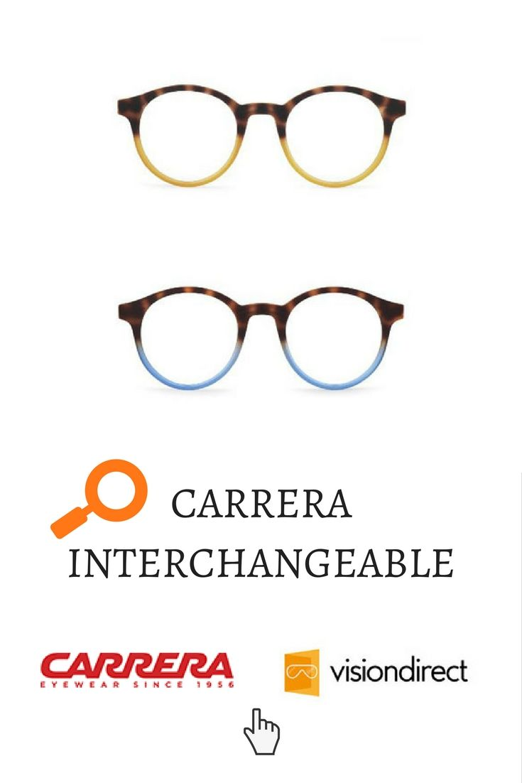 79983836266c2 Carrera glasses now are interchangeable!!! Find all the colours avilable on  our website
