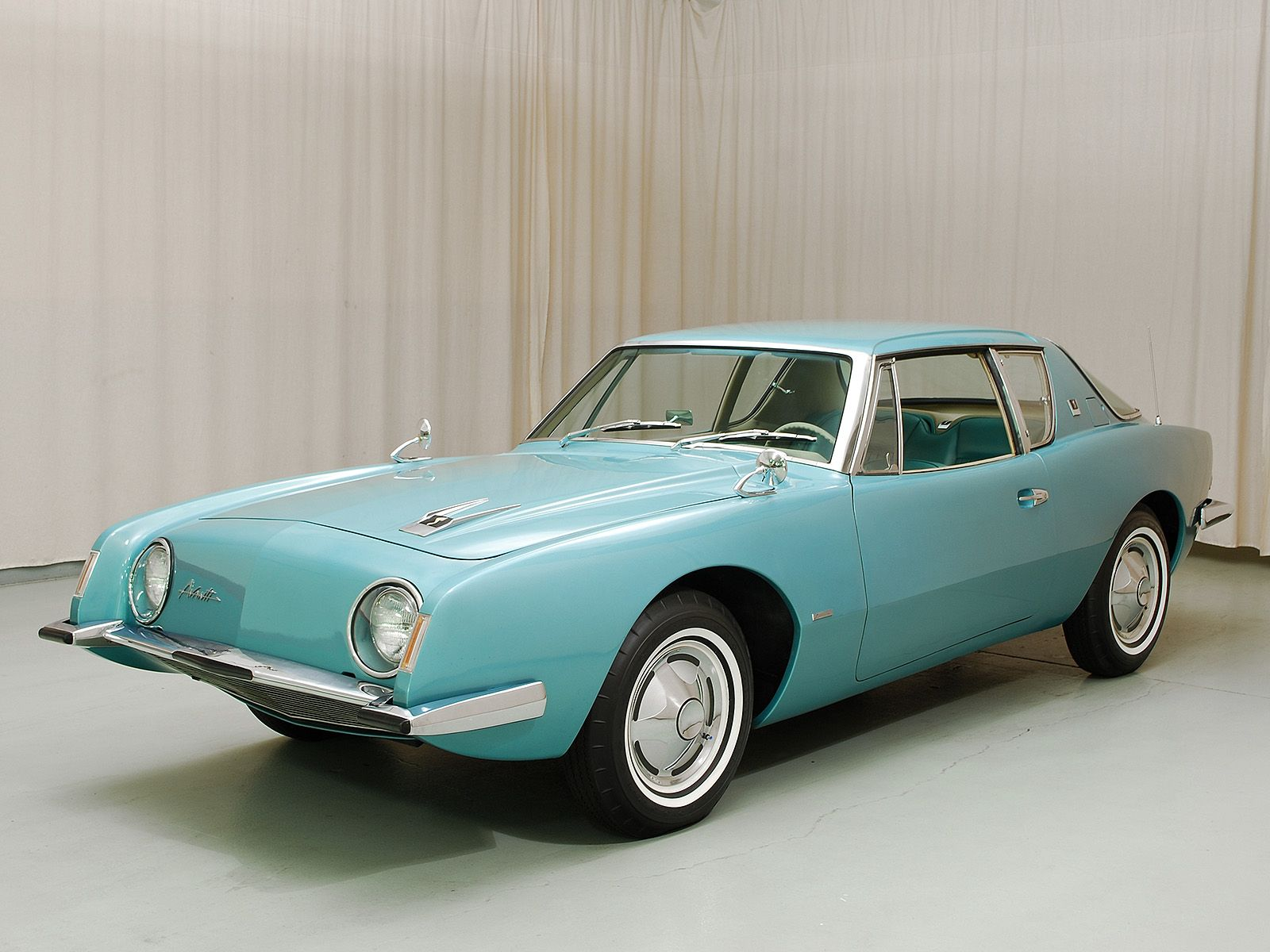1963 studebaker avanti r2 unusual and rare these cars stand out on the road