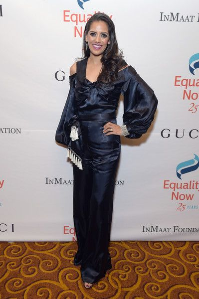 """Actress Sheetal Sheth attends as Equality Now celebrates 25th Anniversary at """"Make Equality Reality"""" Gala at Gotham Hall on October 30, 2017 in New York City."""
