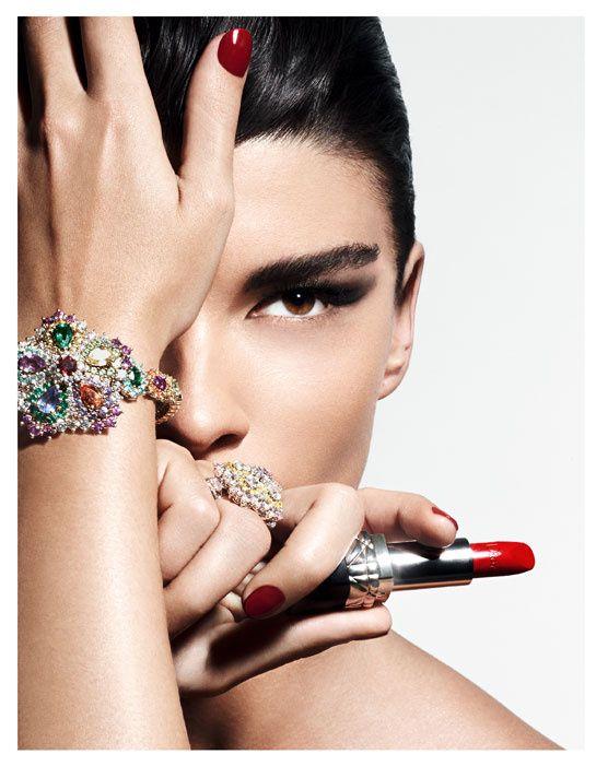 Zuzanna Bijoch Vogue Paris 2013 42 | Fashion | Vogue