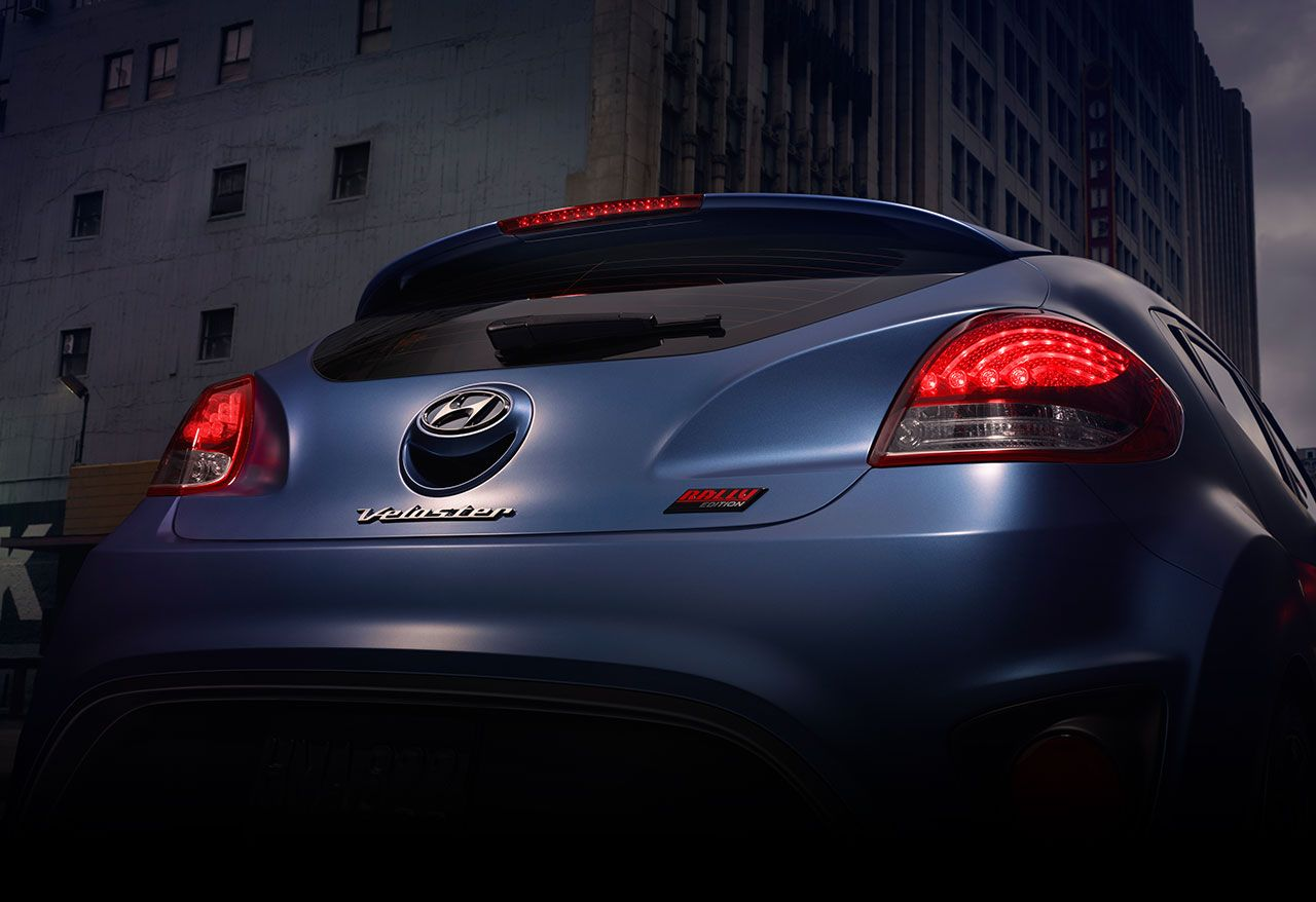 2015 Veloster Rally Limited Edition