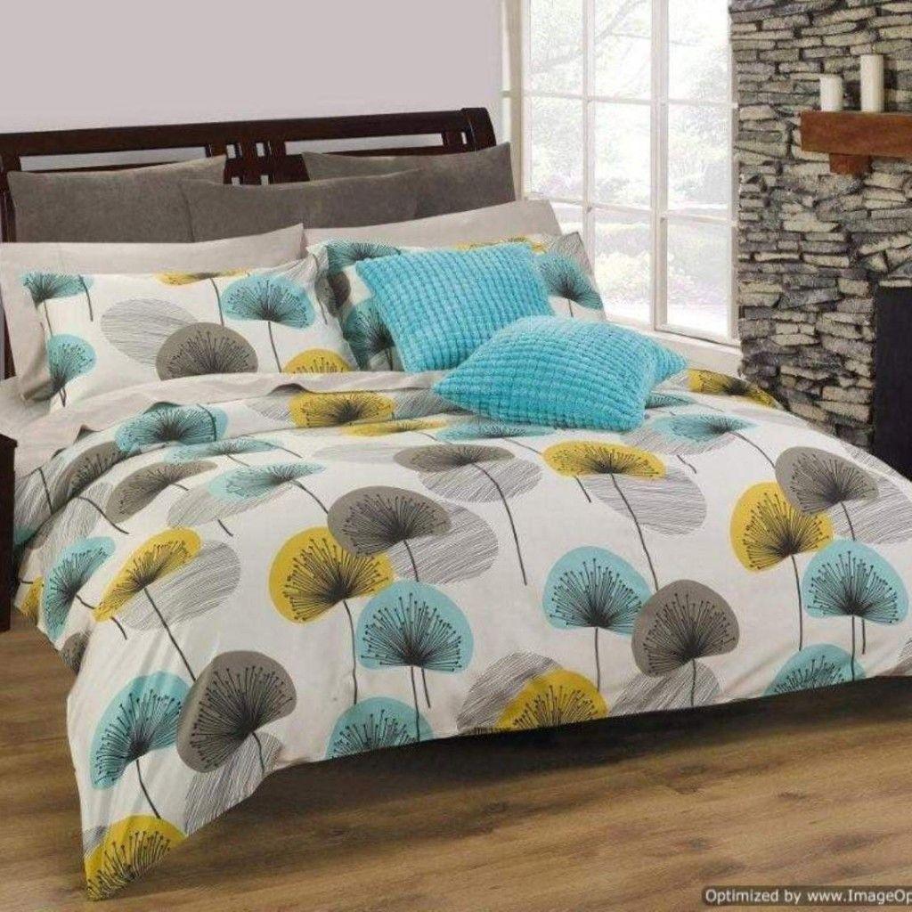 modern duvet cover sets aqua floral  room  pinterest  modern  - modern duvet cover sets aqua floral