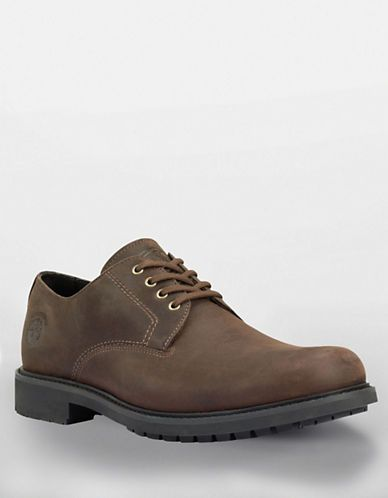 Concourse Leather Oxfords | Lord and Taylor