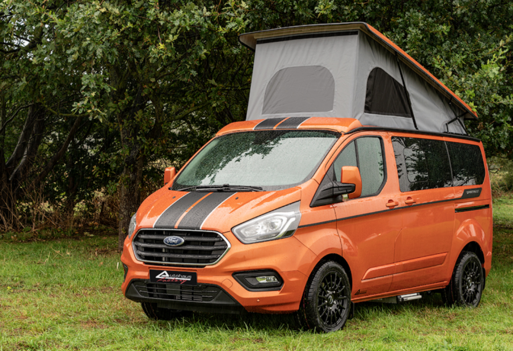12 Of The Best Ford Campers That We Ve Ever Seen Ford Transit Campervan Ford Transit Ford Transit Camper Conversion