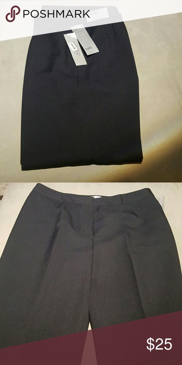 Kasper Fully Lined Trousers Navy Blue New Kasper Pants Trousers