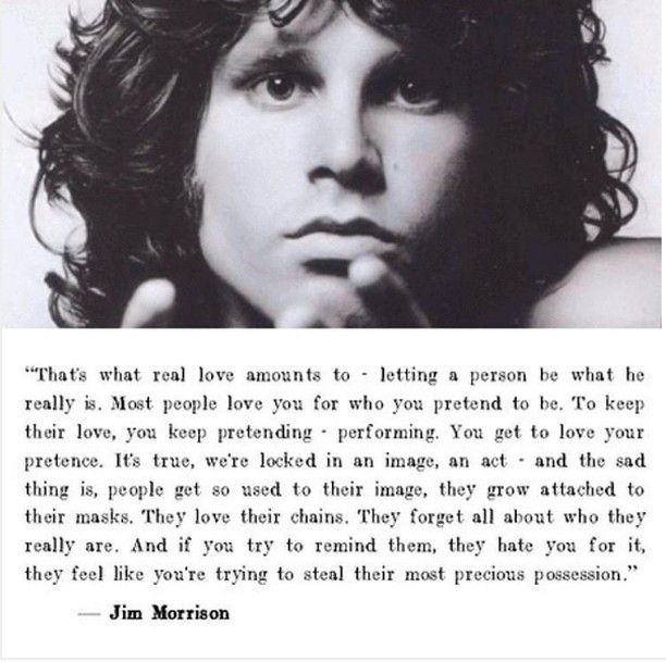 Jim Morrison Quotes Fascinating Jim Morrison Quotes Love Quotes  Jim Morrison ❤  Pinterest  Jim