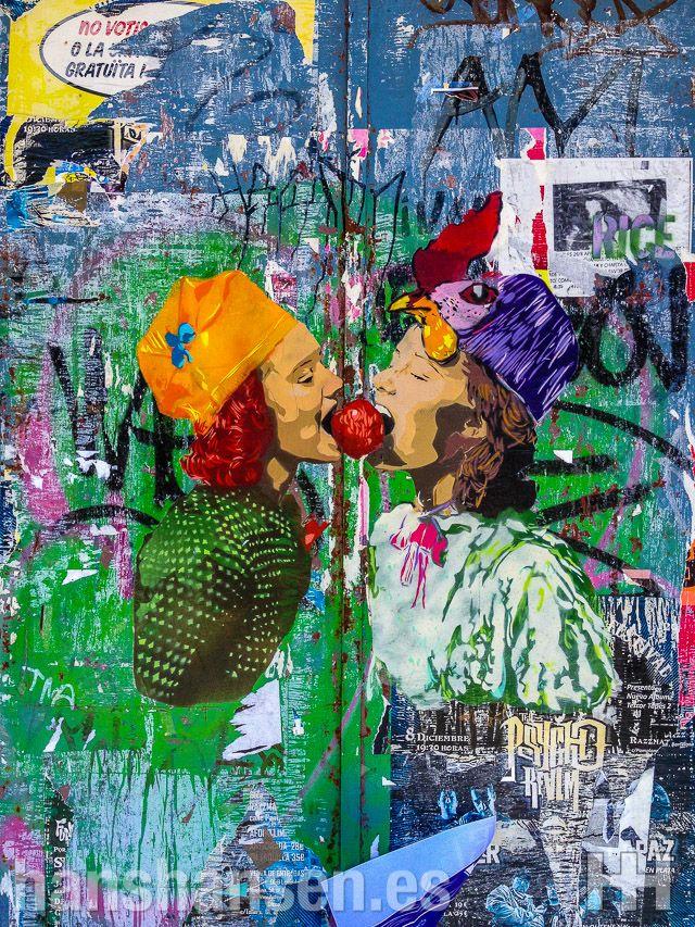 Kiss Kiss Art Photo Art Painting