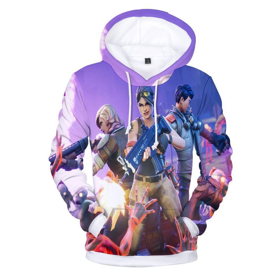 78f40a609aa Brand 3D Print Game Fortnite Pullover Hoodie Sweatshirt Plus Size 4XL Hip  Hop Hooded 3d Printed Fortnite Hoodies Men. Yesterday s price  US  34.78  (30.02 ...