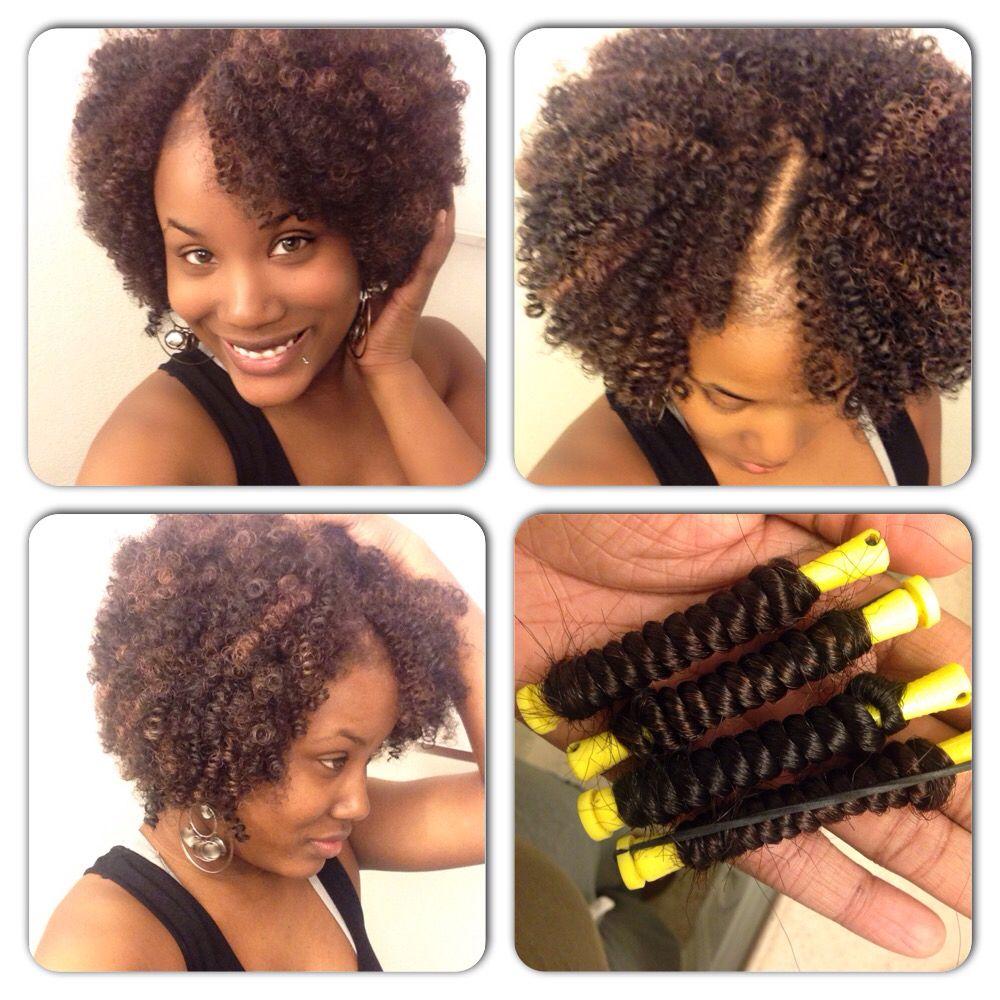 Crochet Braids W Kanekalon Hair