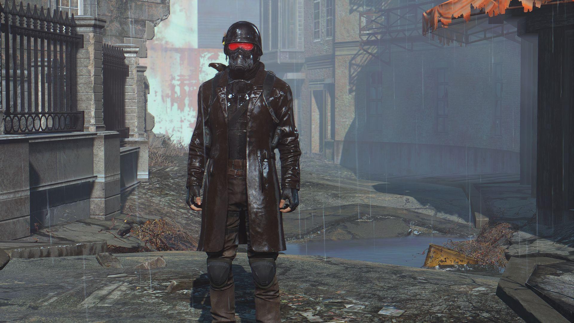 Fallout New Vegas Armored Vault 13 Jumpsuit Mod
