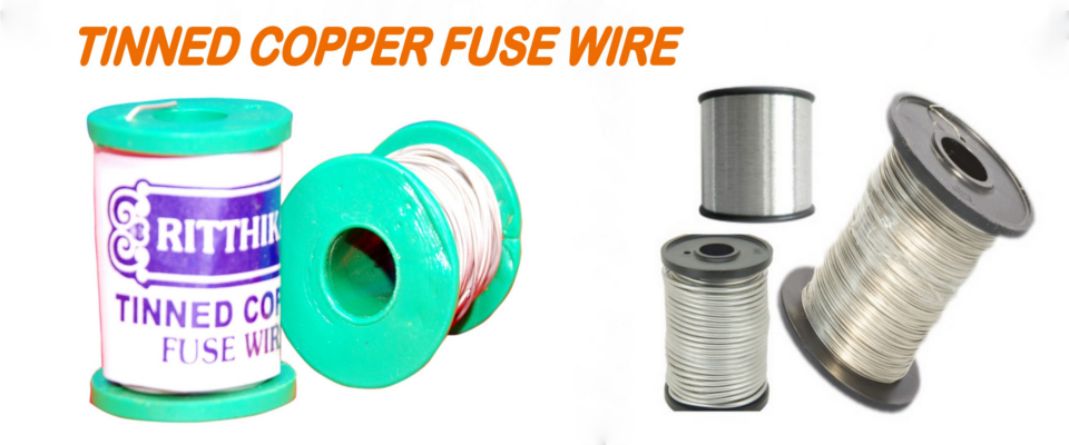 Tinned Copper Fuse Wires Manufacturers in Tamil Nadu, Kirthika ...