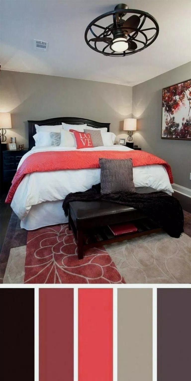 32 Most Admirable Farmstyle Bedroom Ideas For Unique Decor Masterbedroomdesign Mast Bedroom Color Combination Beautiful Bedroom Colors Bedroom Color Schemes