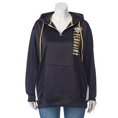 Plus Size Majestic Pittsburgh Penguins Hoodie