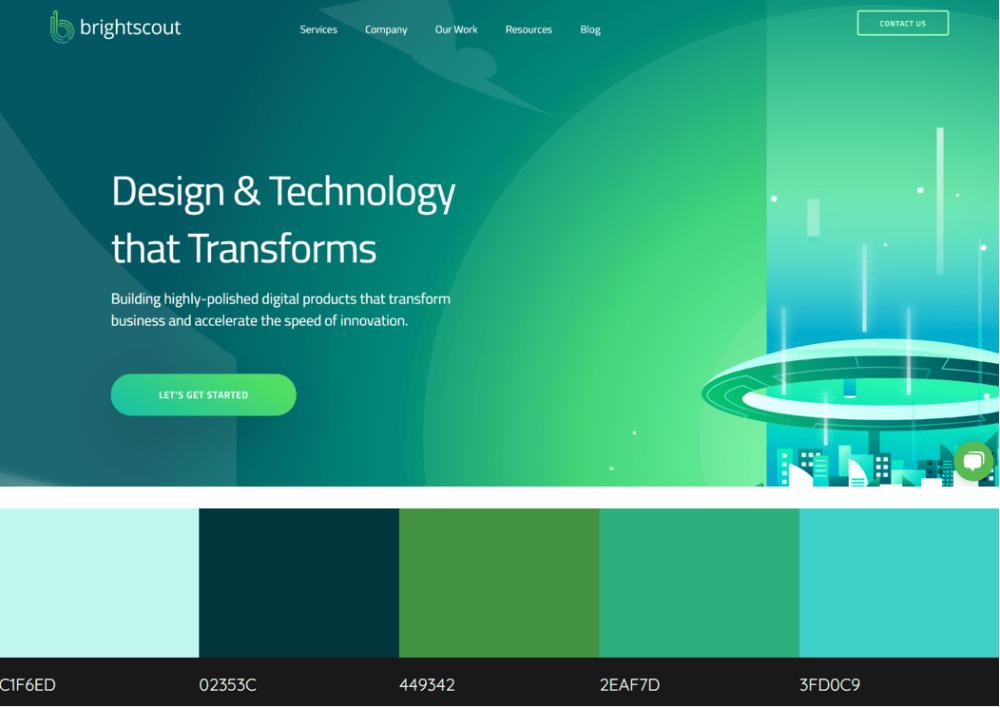 Blue Green Color Palettes For Websites In 2020 Green Colour Palette Website Color Palette Website Color Schemes