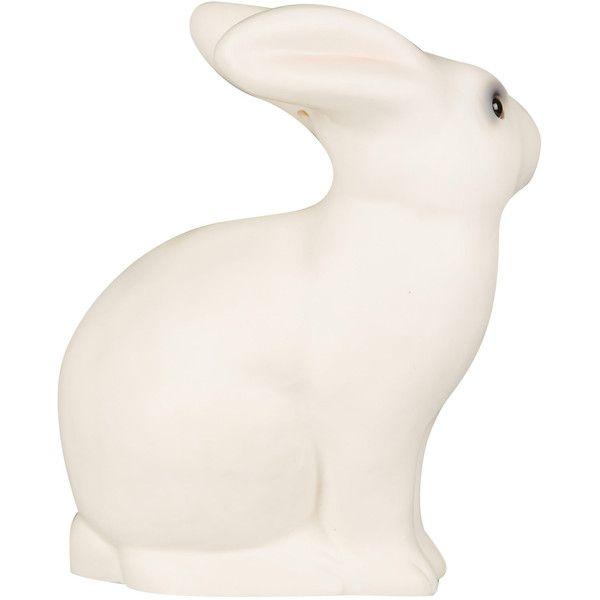 Skk Lighting White Bunny Rabbit Lamp
