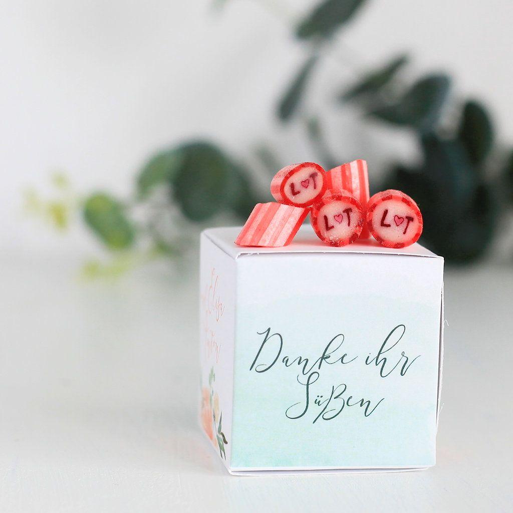 Hochzeits Bonbons Von Sweetpoppet Handgemacht Individuell Hochzeitsgeschenk Bonbon Gastgeschenke Hochzeit