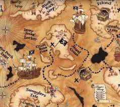 Mapa De Piratas Del Caribe Buscar Con Google Fiesta De Piratas