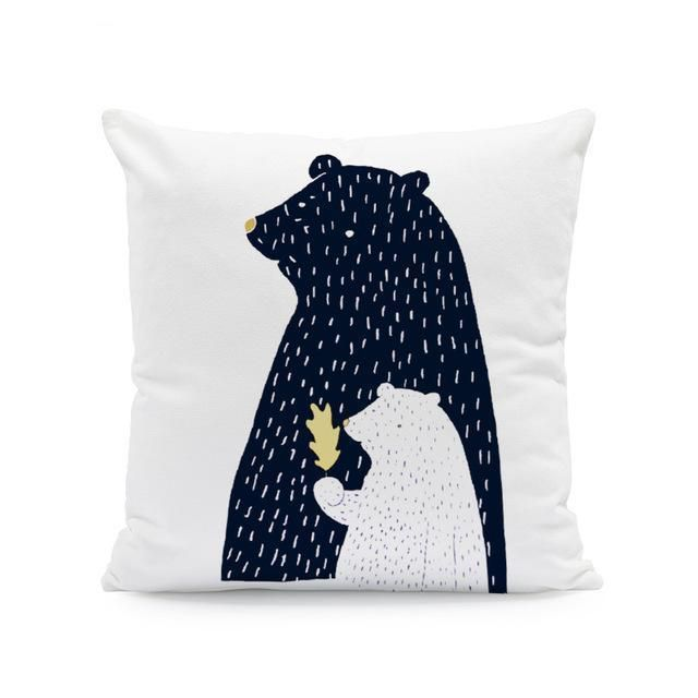 Nordic Style Cushion Covers images
