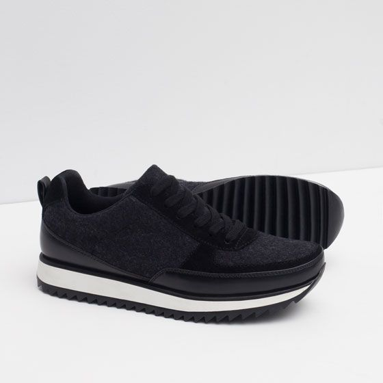 Buty Damskie Trf Kozaki Kalosze Platformy Buty Sportowe Zara Sneakers Sneakers Womens Sneakers