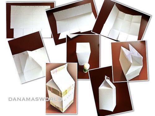 milcht ten f r den kaufladen basteln mit papier paper crafts pinterest kaufladen. Black Bedroom Furniture Sets. Home Design Ideas