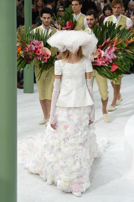 Chanel - Haute Couture Spring/Summer 2015