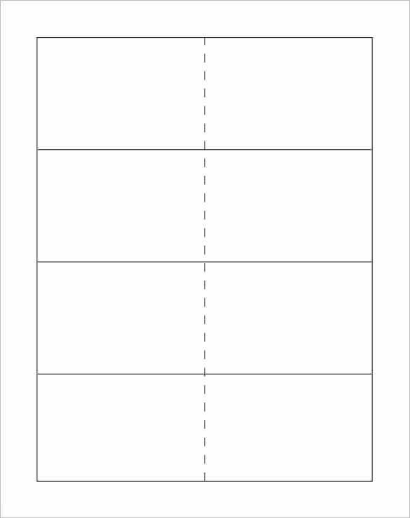 Flash Cards Microsoft Word Template Labee With Template For Cards In Word Flash Card Template Printable Flash Cards Free Printable Card Templates