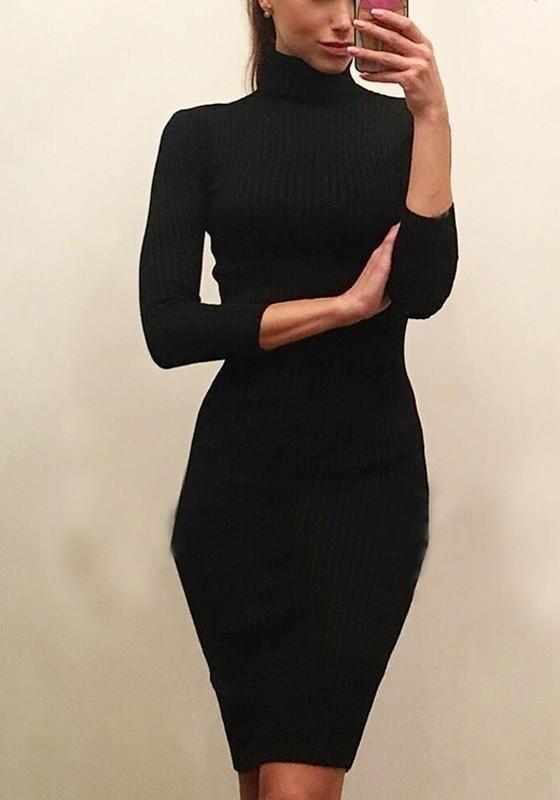 Pin Von Khadija Limdiwala Auf Blah Schwarzes Kleid Mit Armeln Schwarzes Kleid Outfits Elegante Kleider