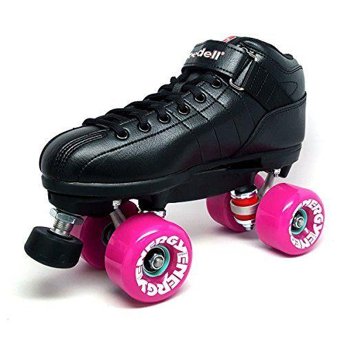 Youth size 3 Epic Nitro Turbo Purple Quad Speed Skates