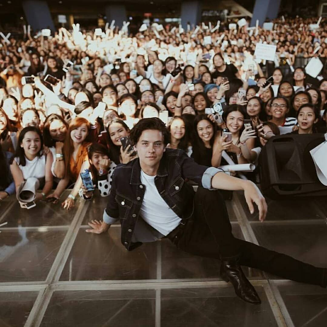 Cole Sprouse To Hold Meet And Greet In Manila Via Benchtm