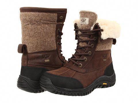 8110ad17c26 Need these!! UGG Adirondack Boot II Stout Leather - Zappos.com Free ...