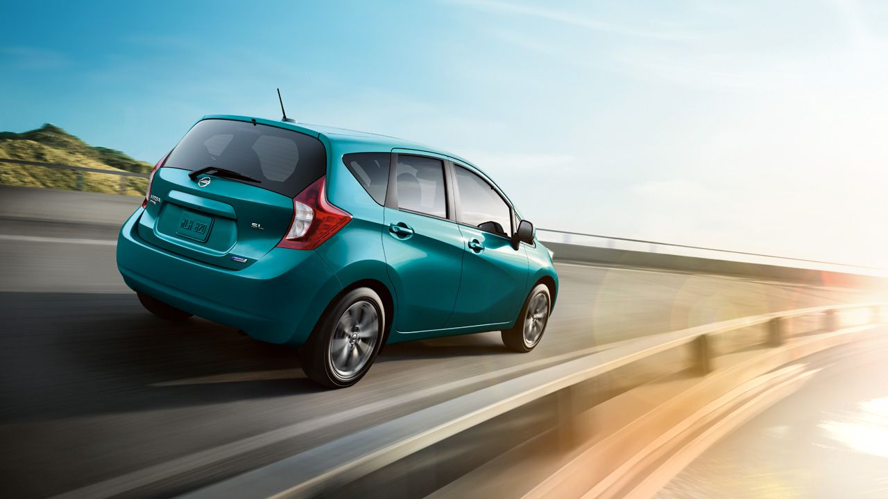 2014 Nissan Versa Note Hatchback | Nissan USA   Coming Summer 2013