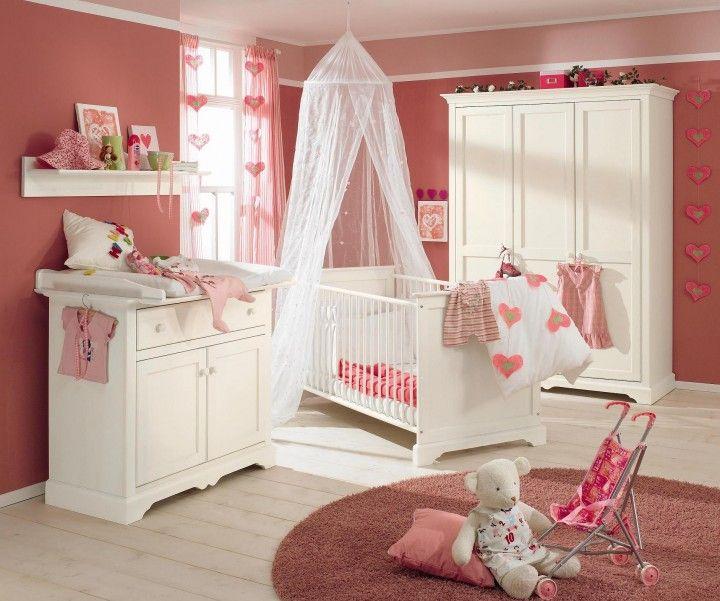 Paidi Kinderzimmer Sylvie mit 3türigem Schrank