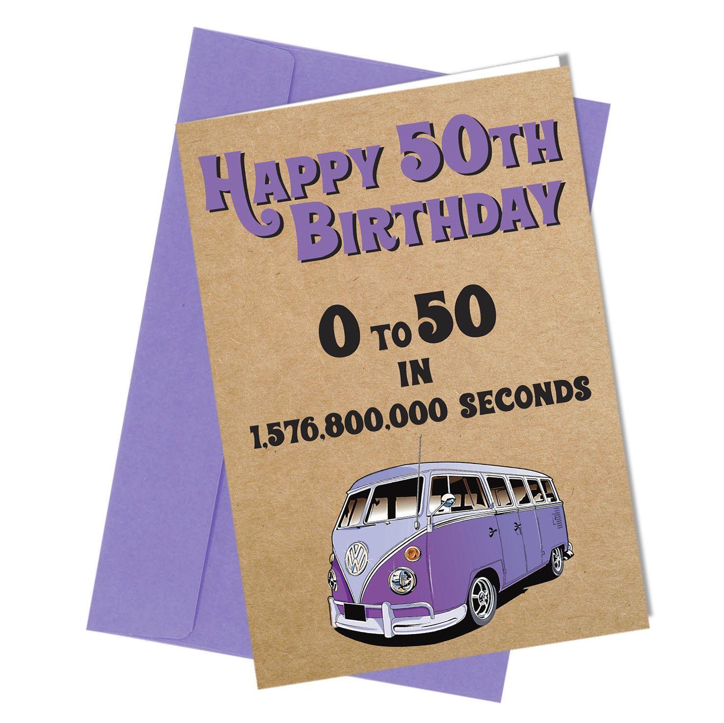 Seconds - #324 50th Birthday