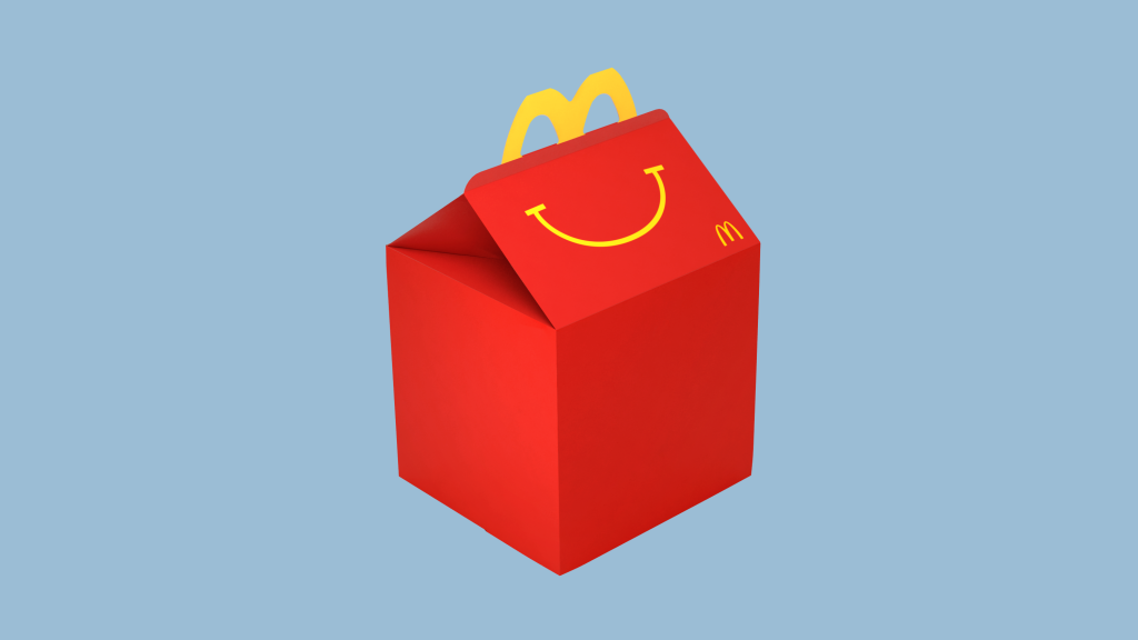 Mcdonalds Happy Meal Schleich Mcdonalds Happy Meal Box Open Hd Png Download Happy Meal Png Free Food Happy Meal Box Happy Meal Toys