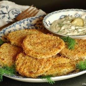 Grandma's Fried Green Tomatoes Recipe From the 1990s