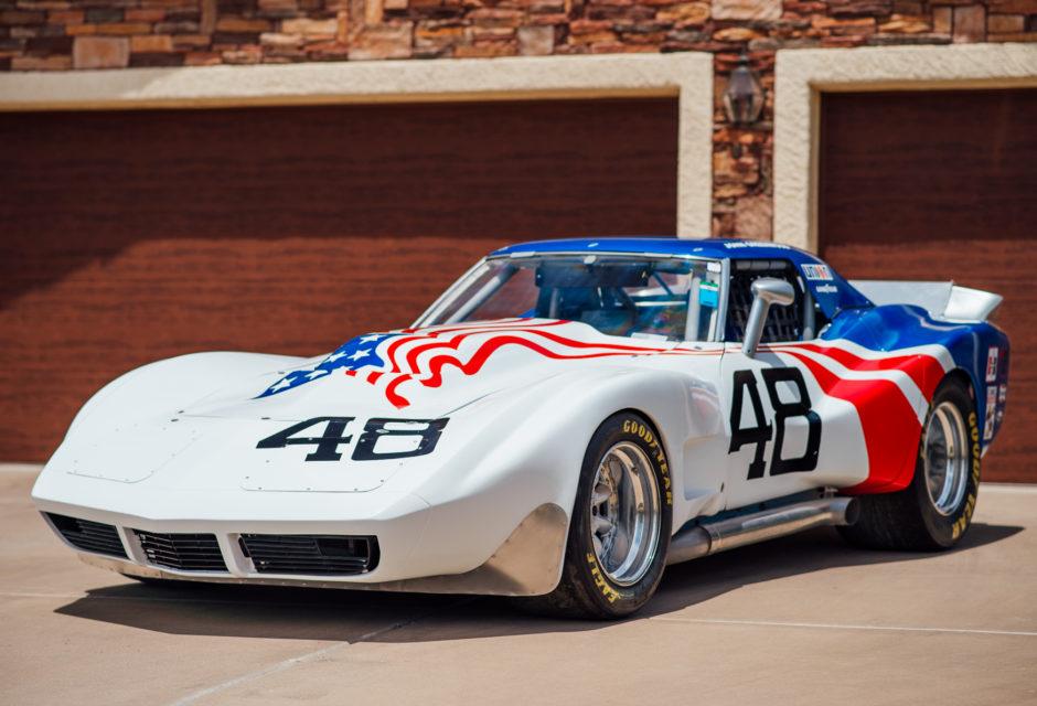 1968 Chevrolet Corvette Greenwood Tribute Race Car Chevrolet Corvette Corvette Race Car Corvette