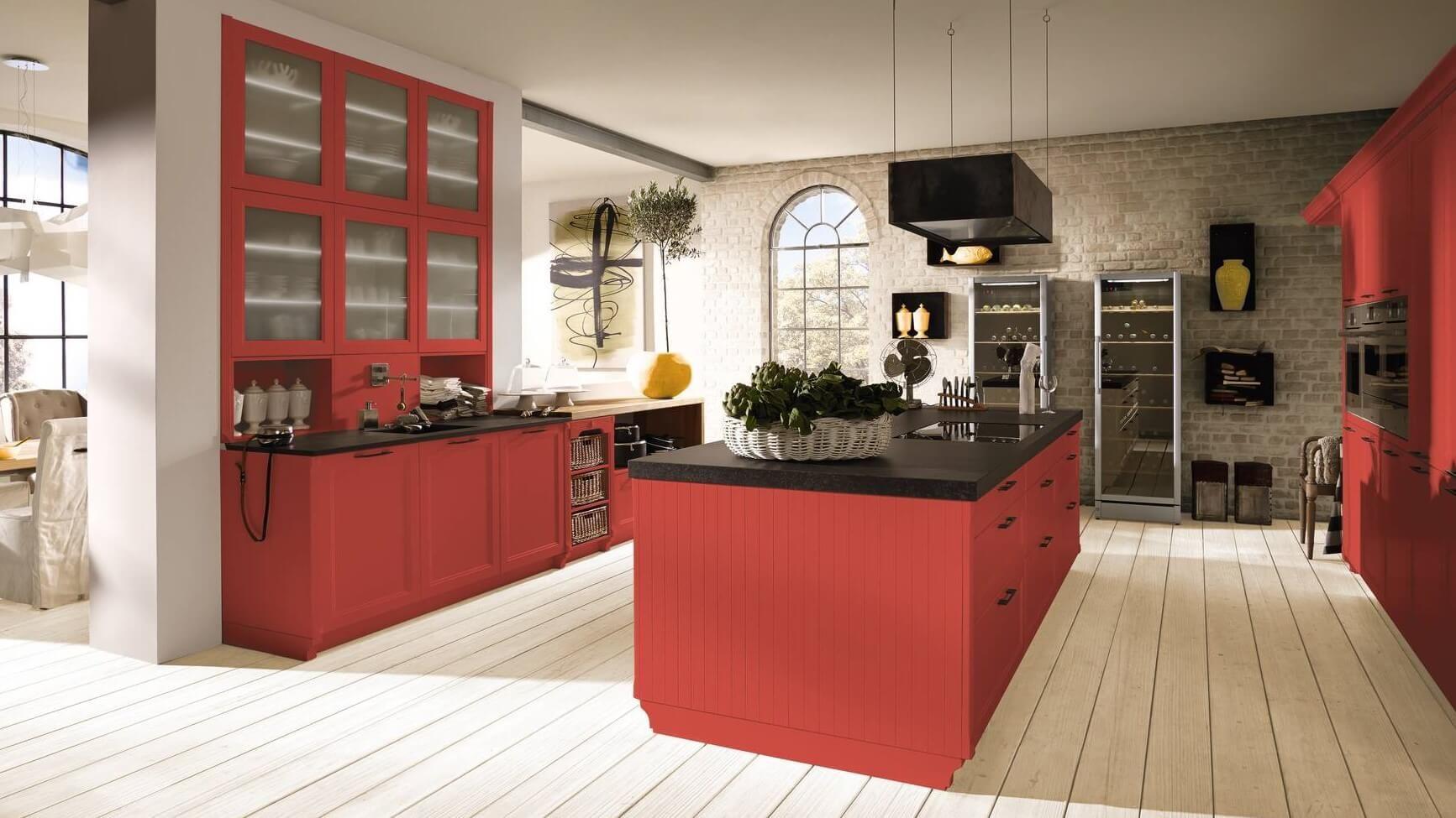 kochen wie im cottage  inselküche haus küchen und kochinseln