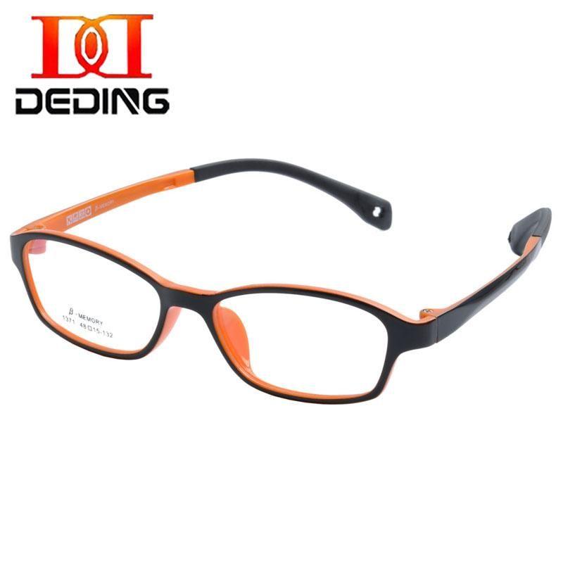 DEDINGKids Colorful Myopia Eye Glasses Durable reflex Children Clear ...