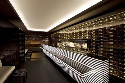 Dim Sum Bar Hou De Sousa Bar Interior Design