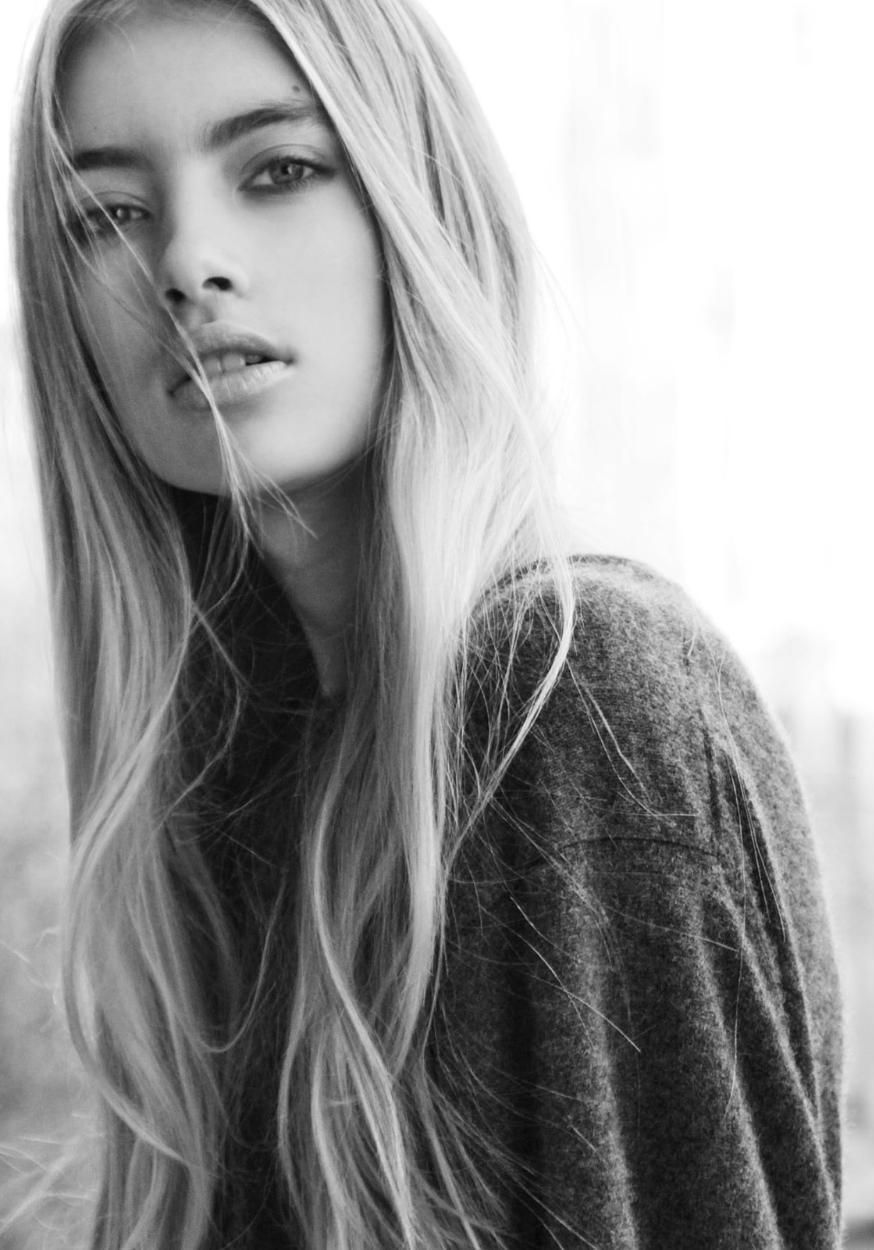 Long without volume plus those brows hair pinterest straight