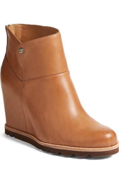 59d678b7179 UGG® 'Amal' Wedge Boot (Women) available at #Nordstrom | Shoes ...